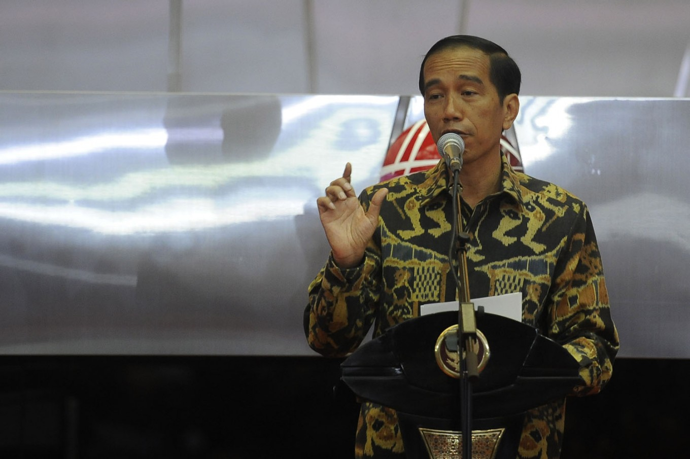 Jokowi's growth dream fades as Indonesia seeks stability instead