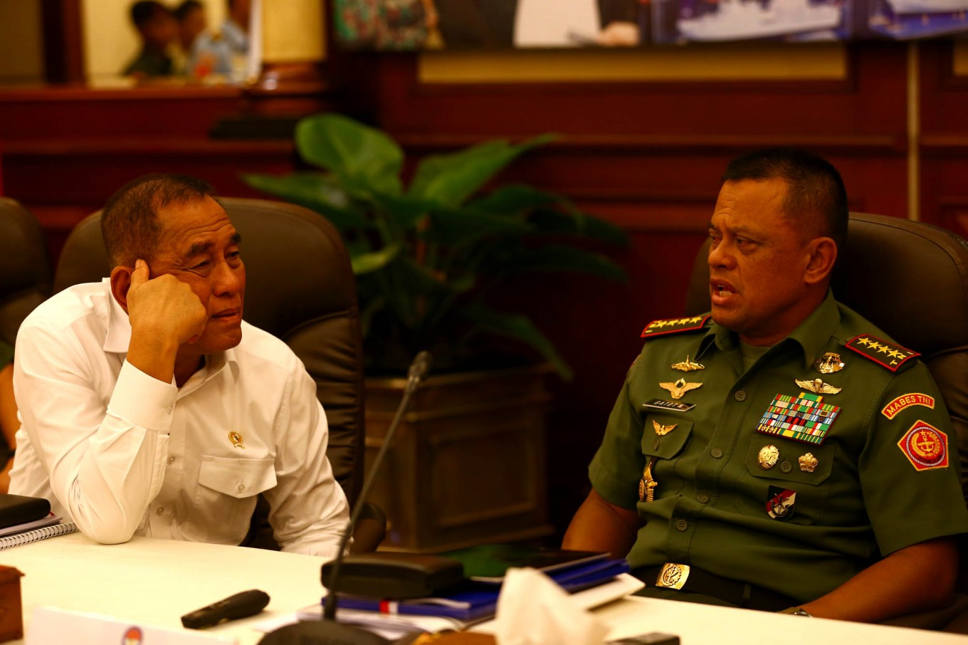 Military commanders need to draft joint military exercise SOP: Gatot