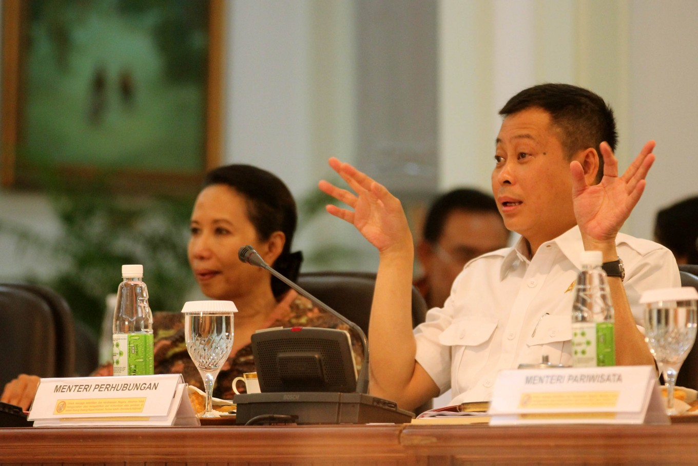 I don't know anything about IT: Transportation Minister Jonan