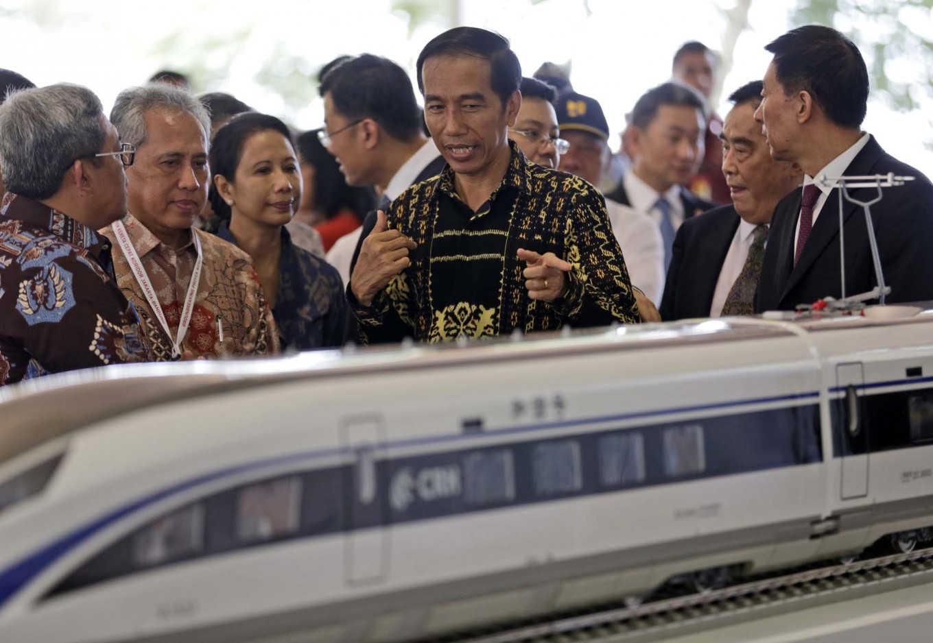 Indonesia to recalculate high-speed railway investment
