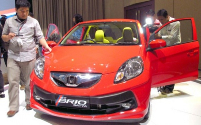 Indonesia's Honda Brio to be exported to Philippines, Vietnam