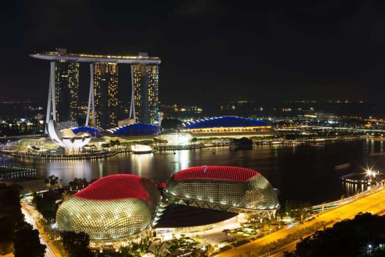Wealthy Singapore's prime target for global hackers