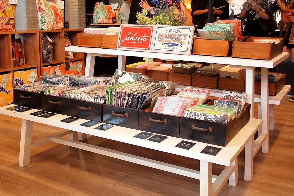 Tulisan opens new store in Kemang