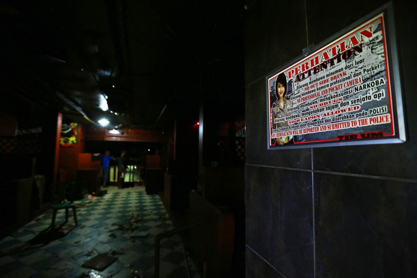 University student charged with running prostitutes in Jakarta
