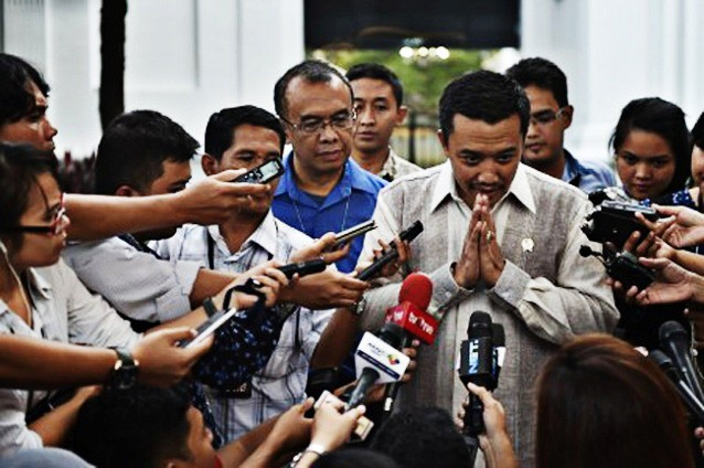 PSSI suspension to be discussed in FIFA meeting, Jokowi says