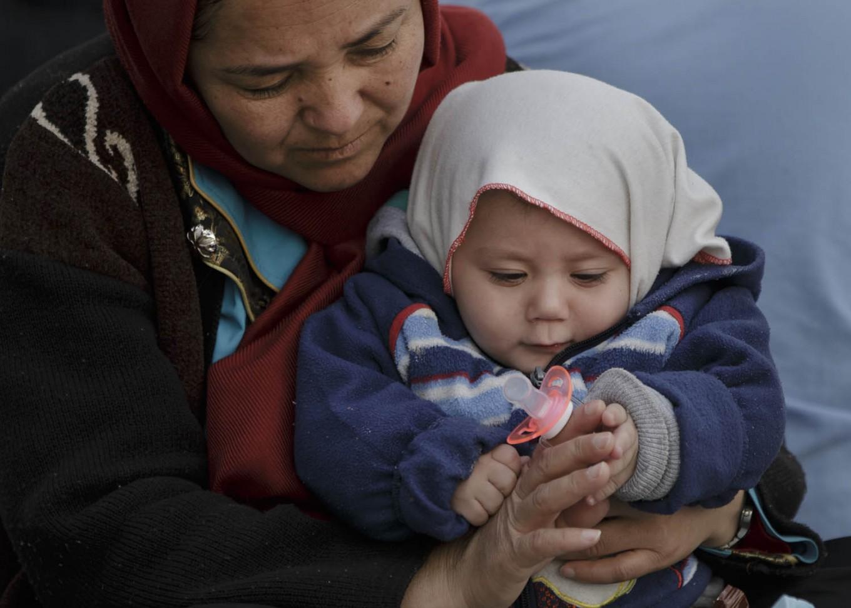Children of Greece Migrants