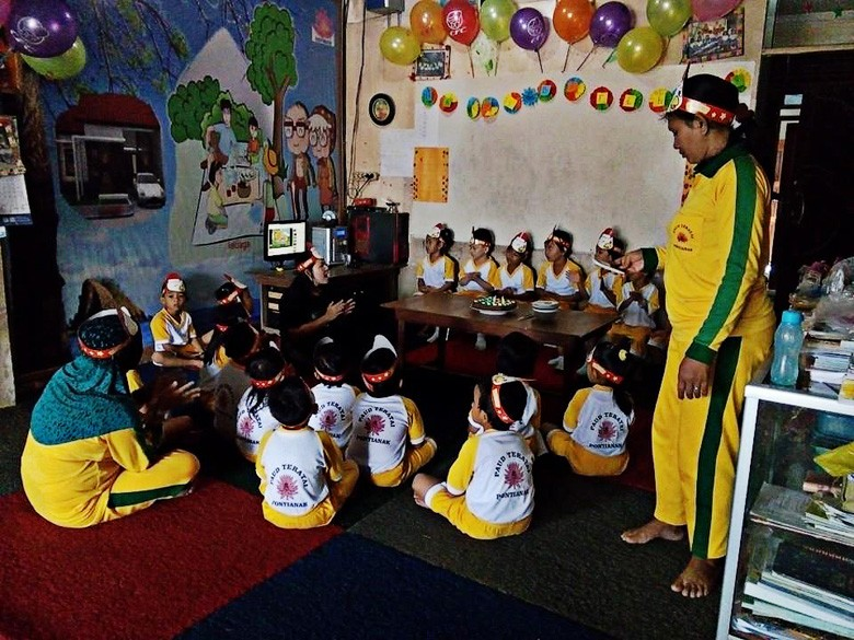 Early-childhood education: Ignoring present for future