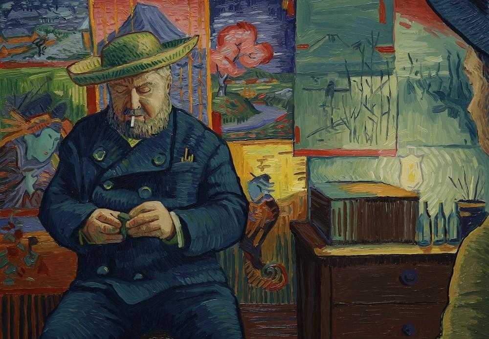 Loving Vincent A Loving Homage To Van Gogh Art Culture The Jakarta Post