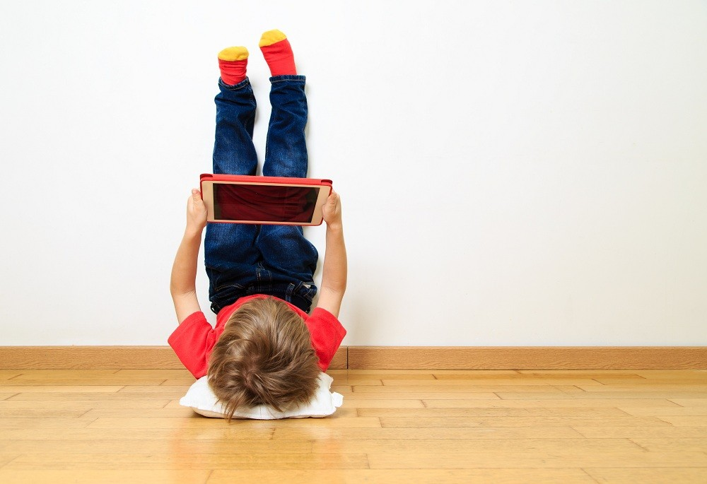 Preschool children who have more screen time show structural differences in their brains: Study