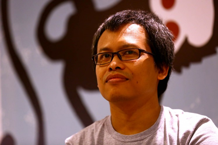 Eka Kurniawan turns down award from Education and Culture Ministry