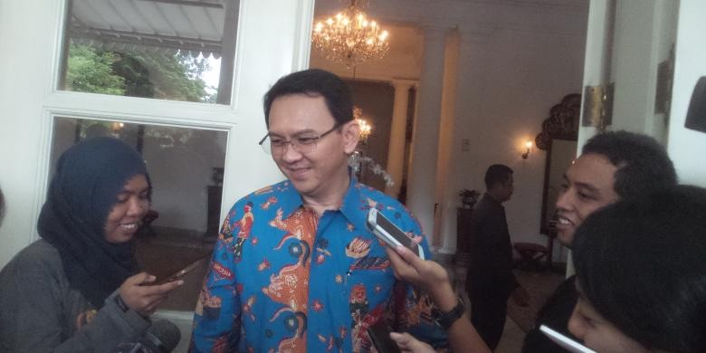 Ahok denies using city budget to boost popularity