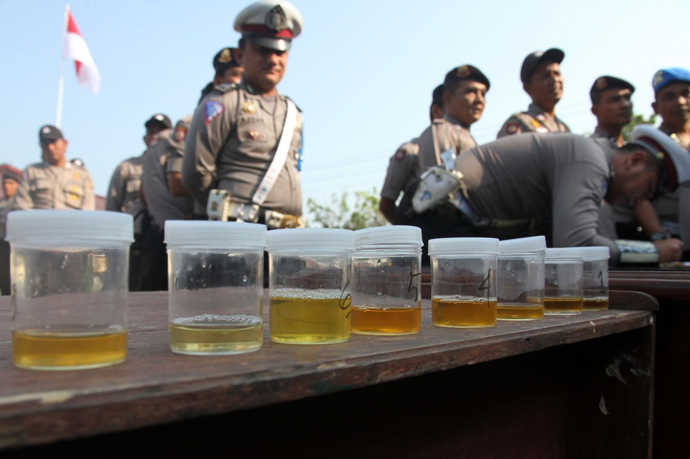 Tested positive for narcotics, Indian pilot arrested in West Nusa Tenggara