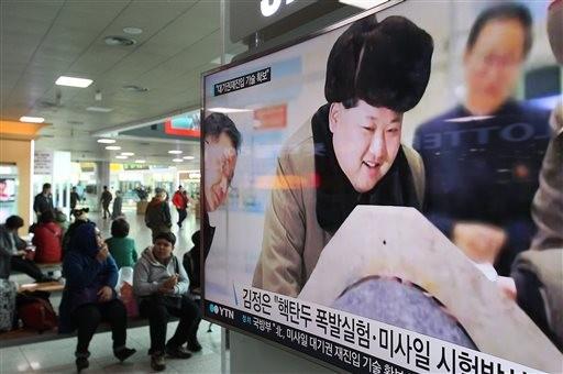 Seoul: North Korea fires ballistic missile into sea