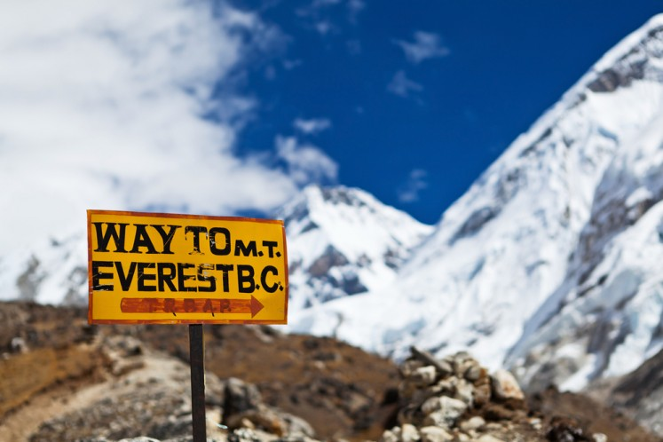 Nepal survey to remeasure Mount Everest begins