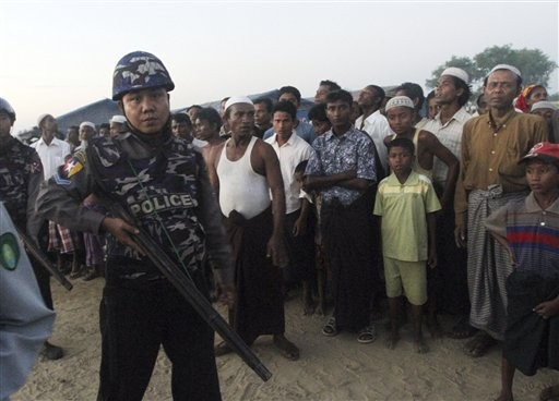 UN urges Bangladesh to keep border open in wake of Myanmar violence