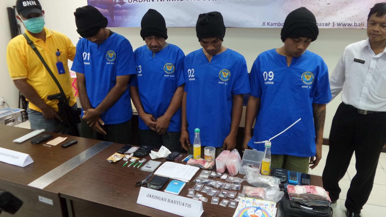 Drugs rampant in rural parts of Bali, says BNN