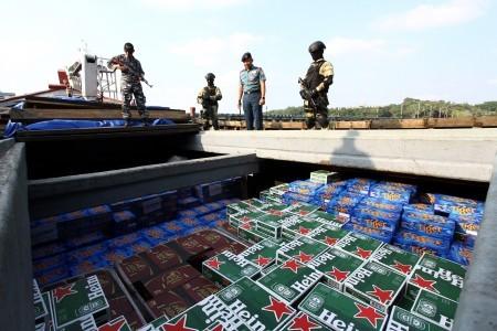 Papua bans alcohol consumption