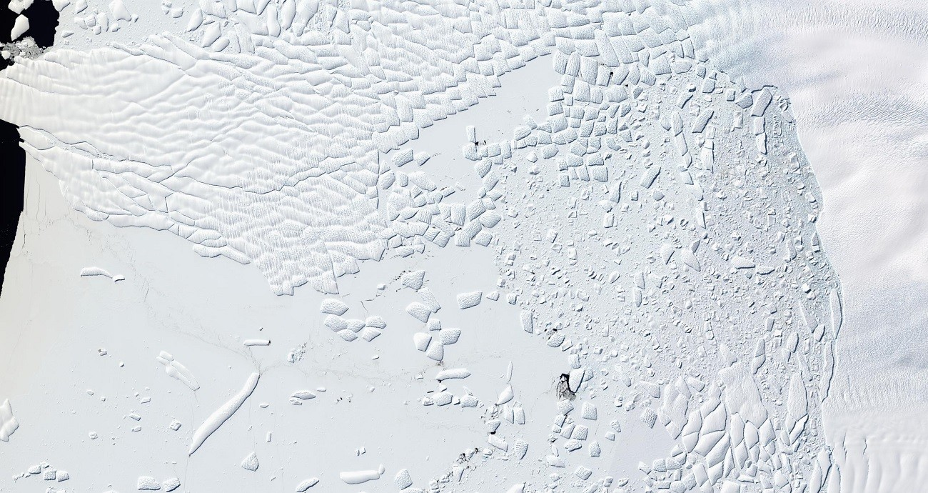 Antarctica ice loss increases six fold since 1979: Study