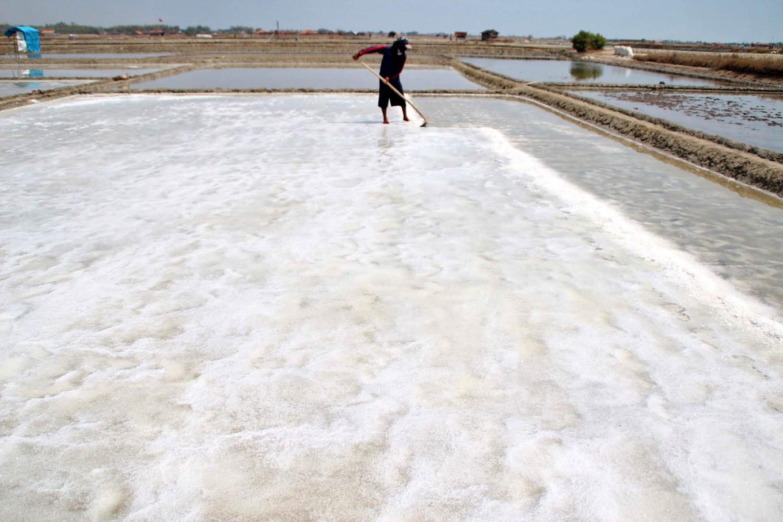 Making Pati Salt