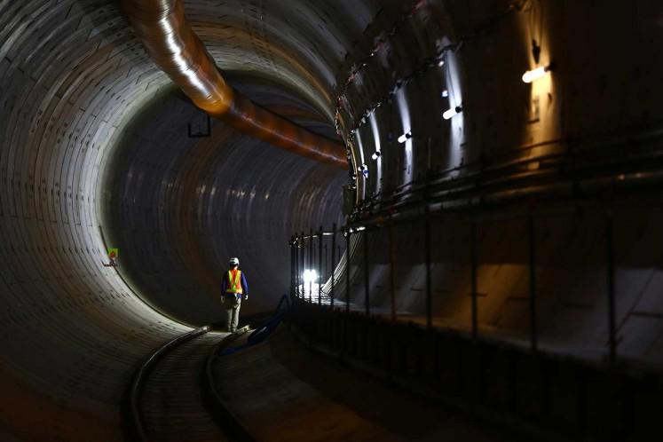 MRT Jakarta: Digging the city