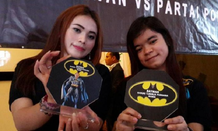 Batman reports Indonesian ambassador to police for racist remarks