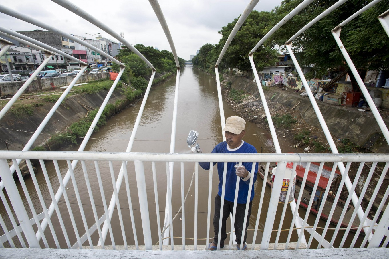 Reinventing Ciliwung: 'Central Park' of the East?