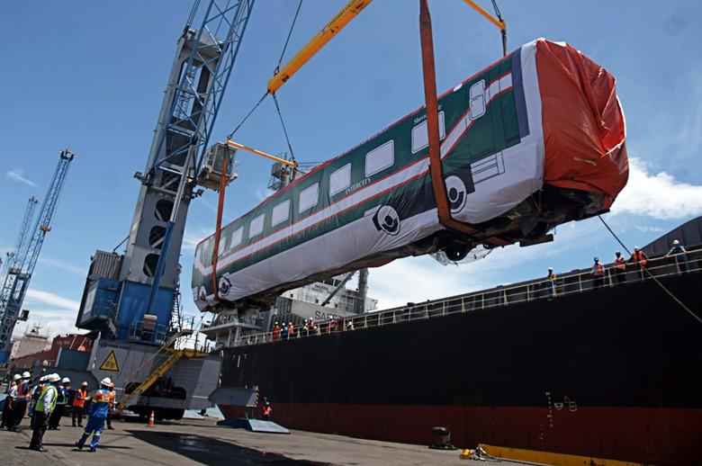 Trainmaker INKA choo choos into African market