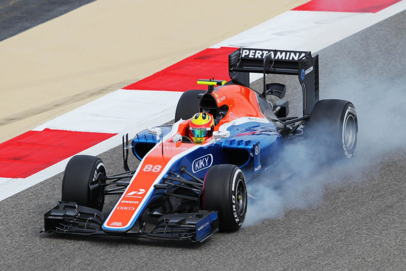 Pertamina quits advertising on Manor after Rio demoted