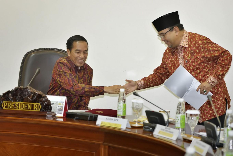 Jokowi summons BPK chairman over Panama Papers