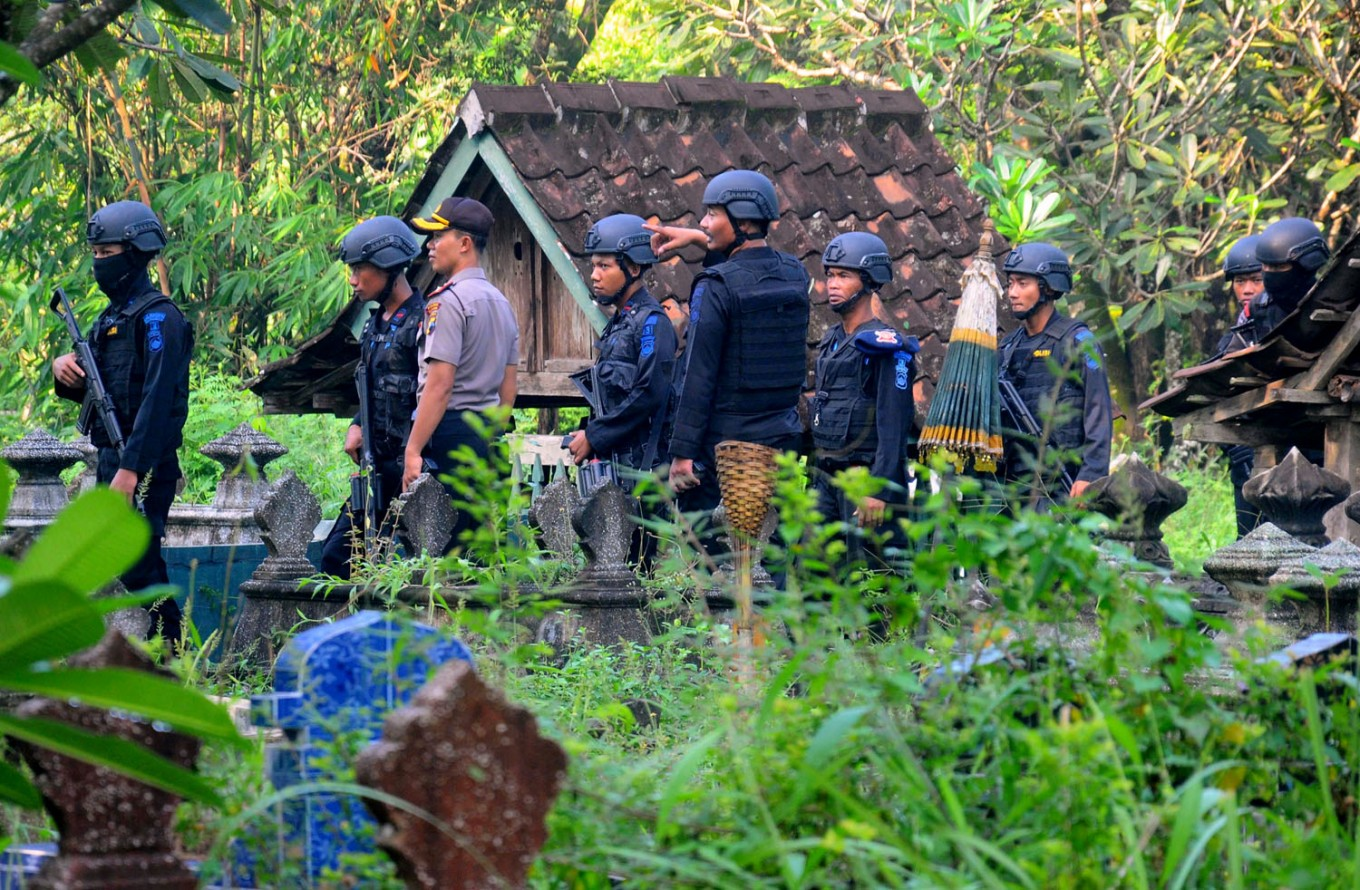 Kontras records rampant abuse by police officers