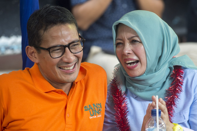 Sandiaga Uno Gets Gerindra Backing City The Jakarta Post
