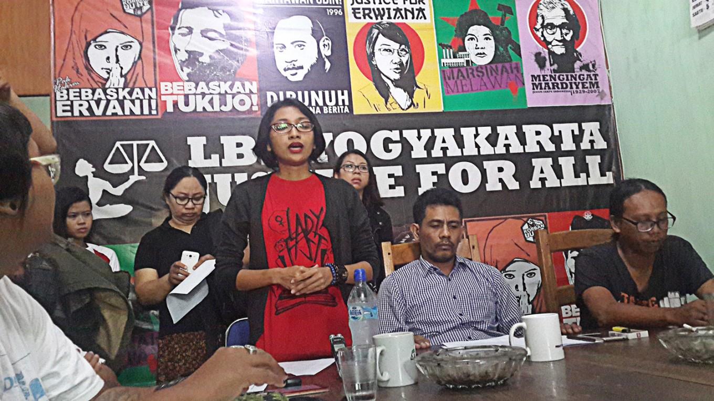 Yogyakarta art event disbandment criticized
