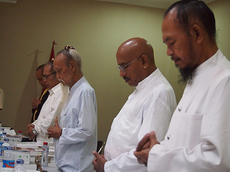 Hindu priests declare Benoa Bay a sacred area