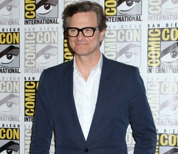 Mamma Mia! British star Colin Firth is now Italian