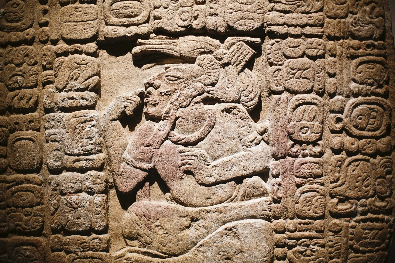 The Body Animals And Deities Mayan Art On Show In Berlin