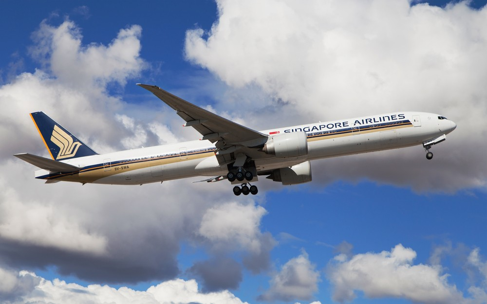 Women pilots for Singapore Airlines planes a first for airline