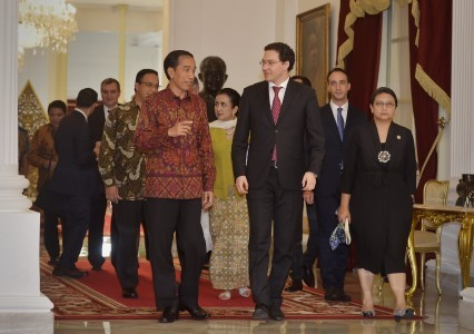 Jokowi's EU visit to focus on trade, intelligence sharing