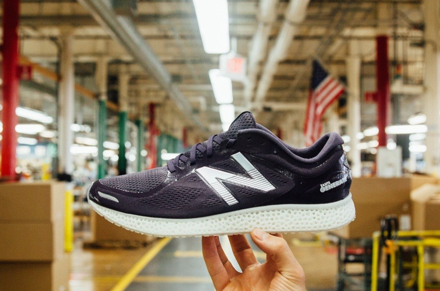 5f78e556 New Balance to introduce 3D-printed sneakers - Science & Tech - The ...