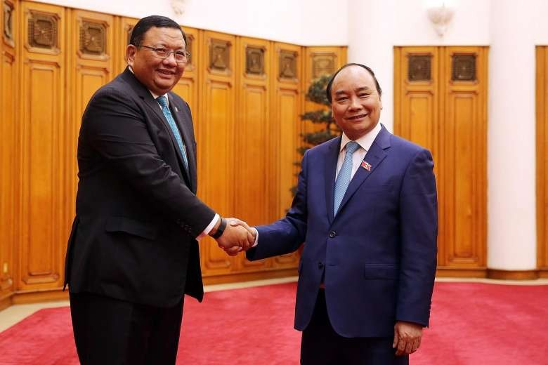 Philippines, Vietnam agree on six-year action plan to deepen security ties