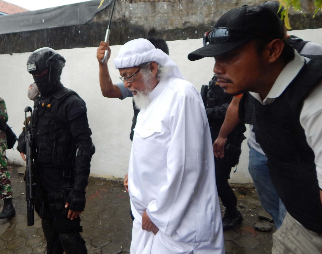 Indonesia Will Review Bali Bombing Mastermind's Release From Jail