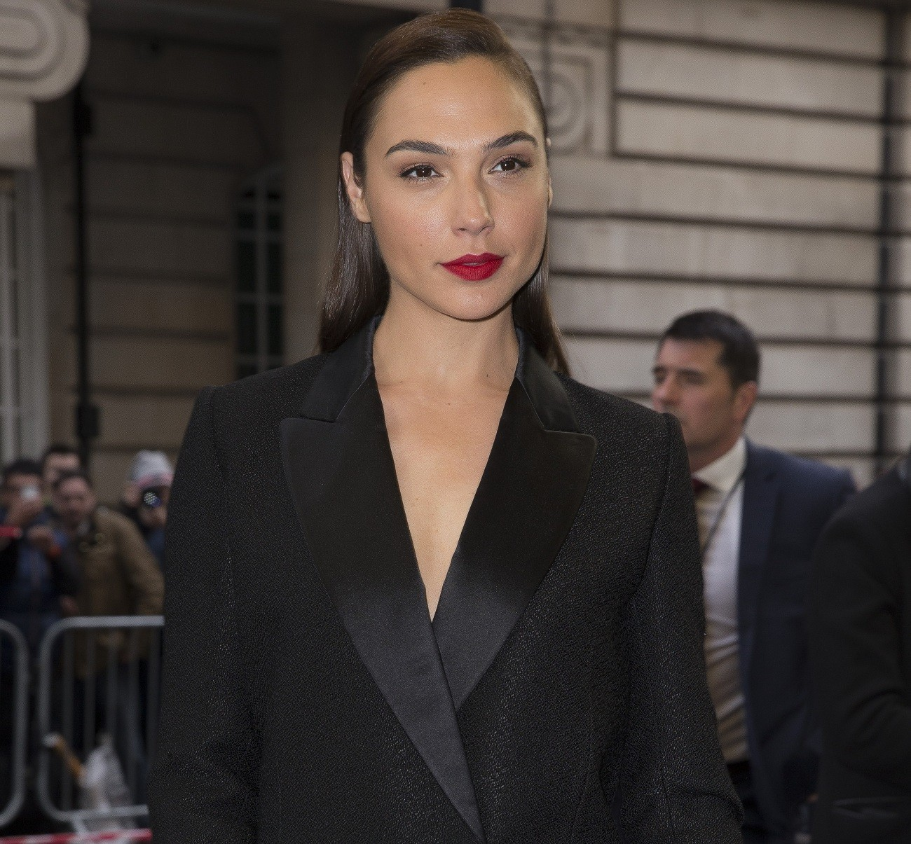 Gal Gadot's military training helped her become Wonder Woman