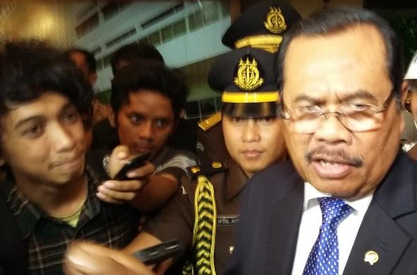 Stays of executions last minute decision: Prasetyo