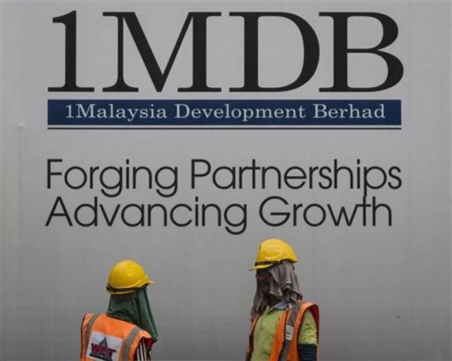 Falcon Bank's ex-Singapore branch manager gets jail in 1MDB-related case