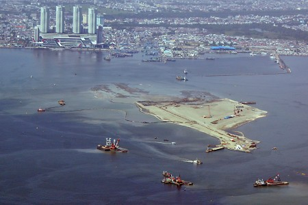 Minister Susi asks Jakarta to stop reclamation projects