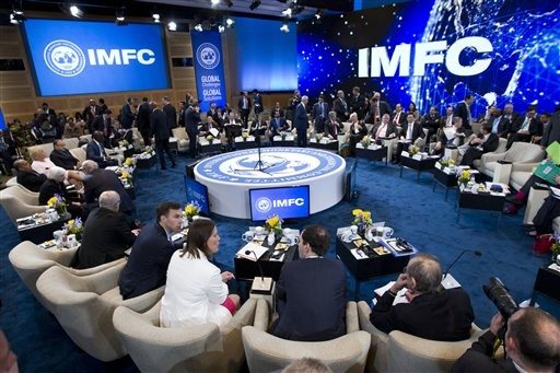 Indonesia gears up for annual IMF-World Bank meeting