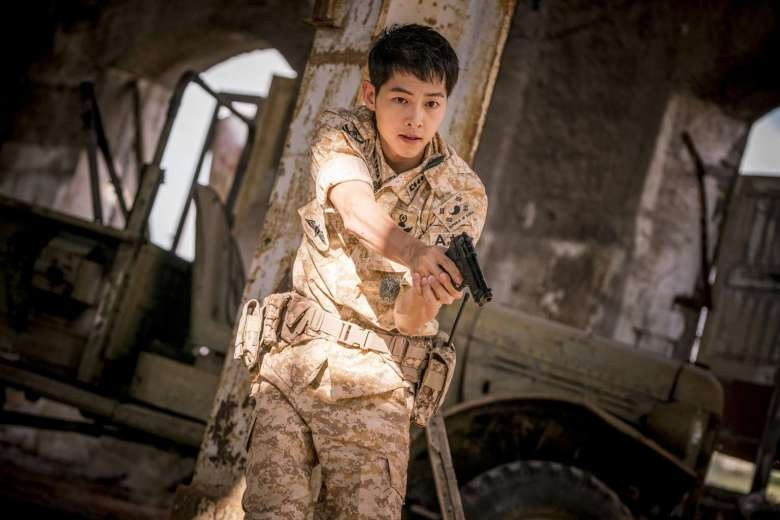 Song Joong Ki Ranked Most Influential Person In Korean Entertainment Industry
