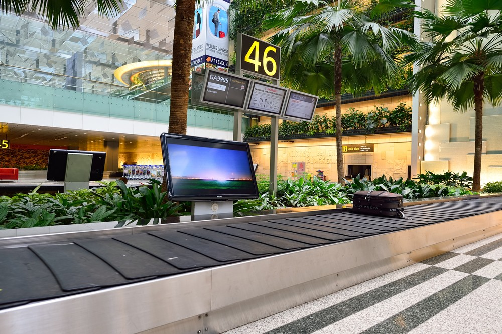 how to get to changi airport