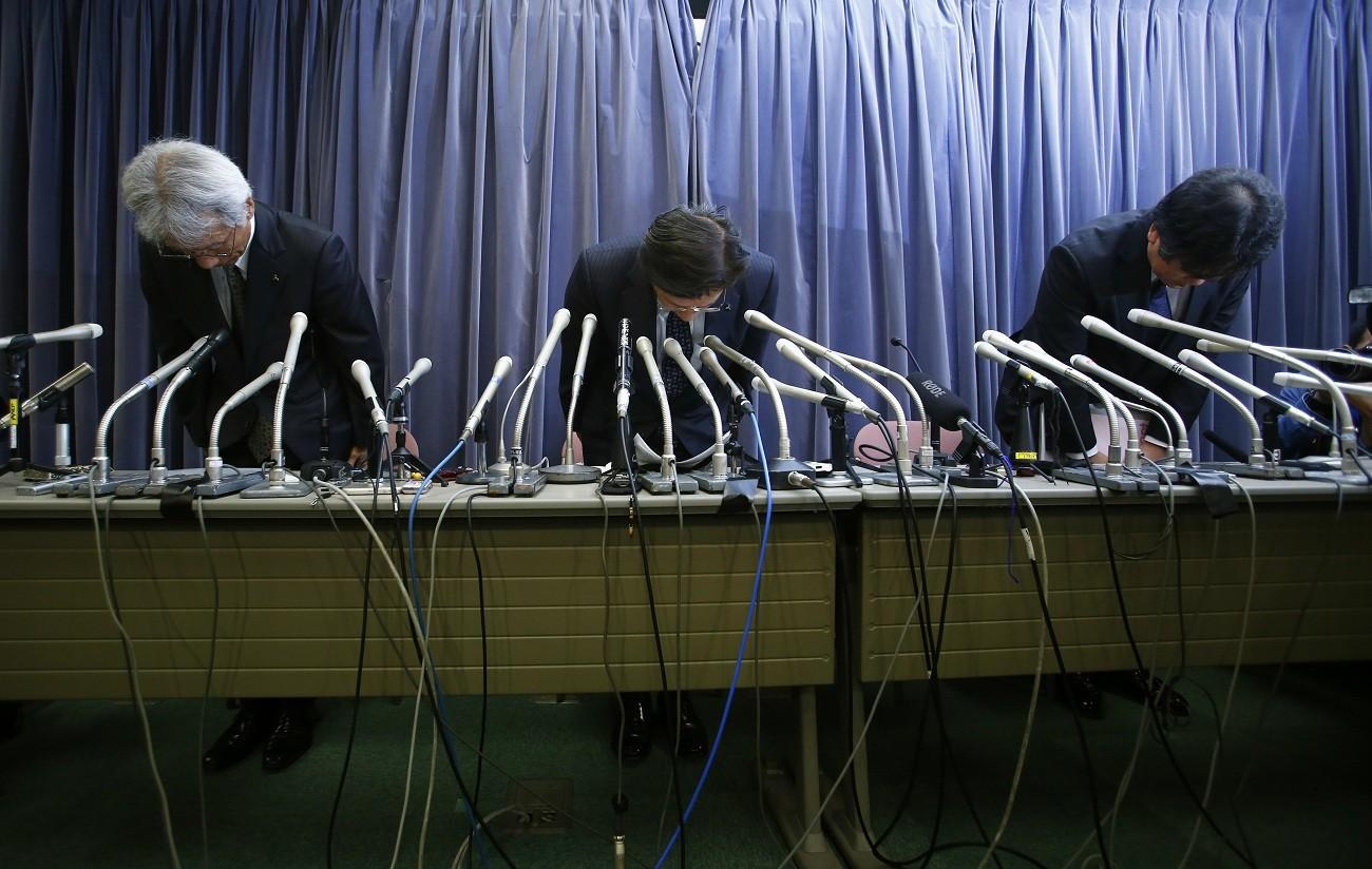 Japan's Mitsubishi Motors finds falsified fuel mileage tests