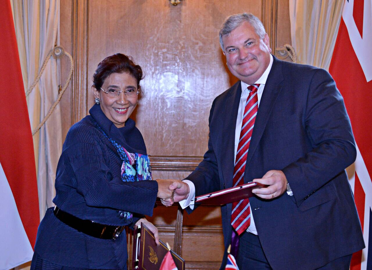 Indonesia, UK sign 5 cooperation agreements