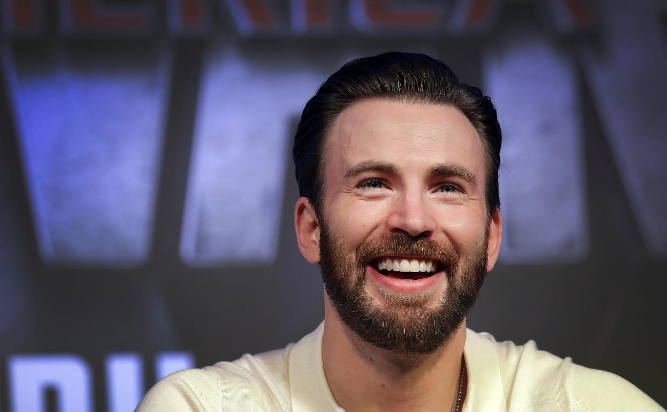 Playing Captain America is a great responsibility, says star Chris Evans